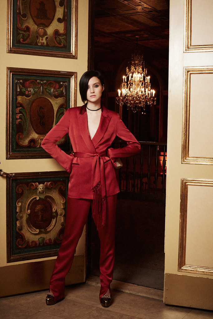 Джулия Голден Теллес — Фотосессия для «Harper's Bazaar» 2015 – 6