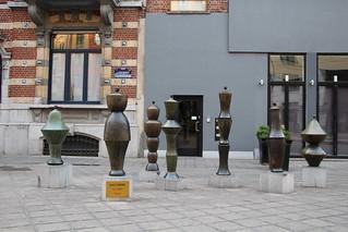 Bruxelles - Rue Saint-Bernard