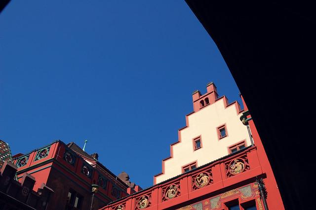 Rathaus, Basel, CH