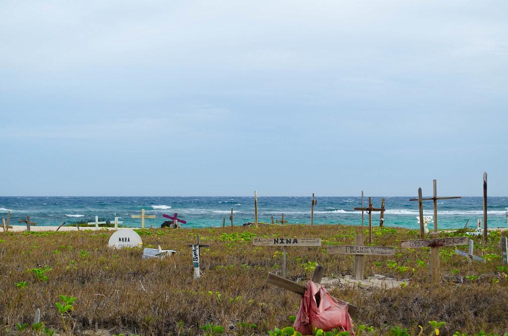 Cementerio Baby Beach Aruba