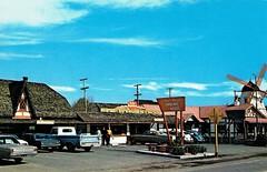 Danish Town, U.S.A., Solvang, CA