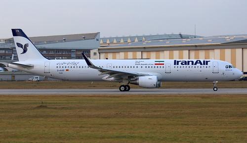 ایرباس A321 جدید ایران ایر