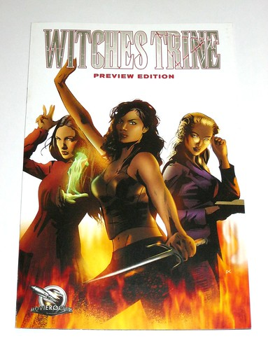 witches trine preview edition movierockets entertainment 2016 comic