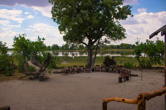 View from the Kwara Lodge