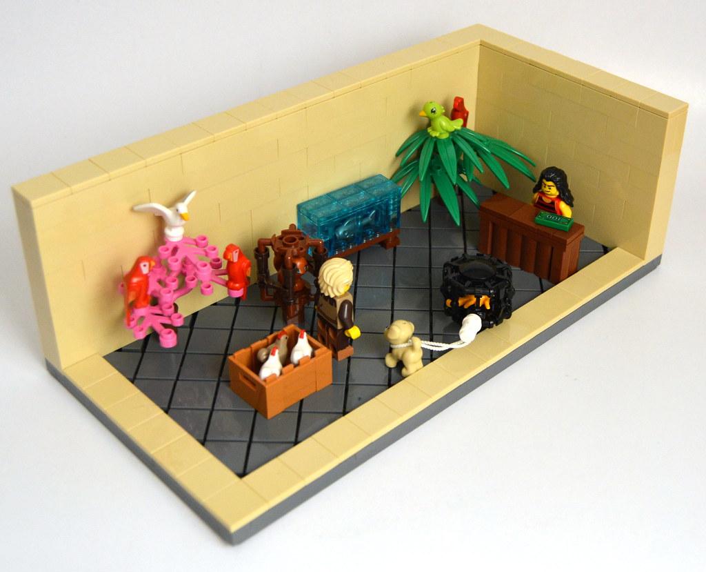BoBS Pirate Pet Shop