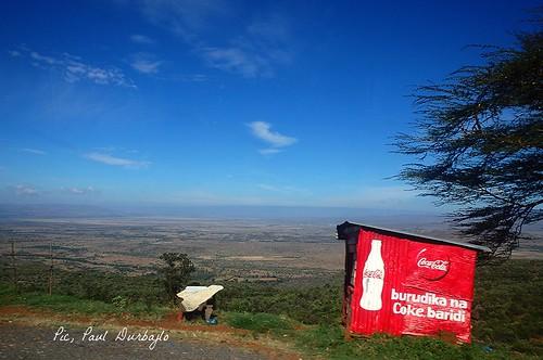 africa coke valley kenya landscape rift view