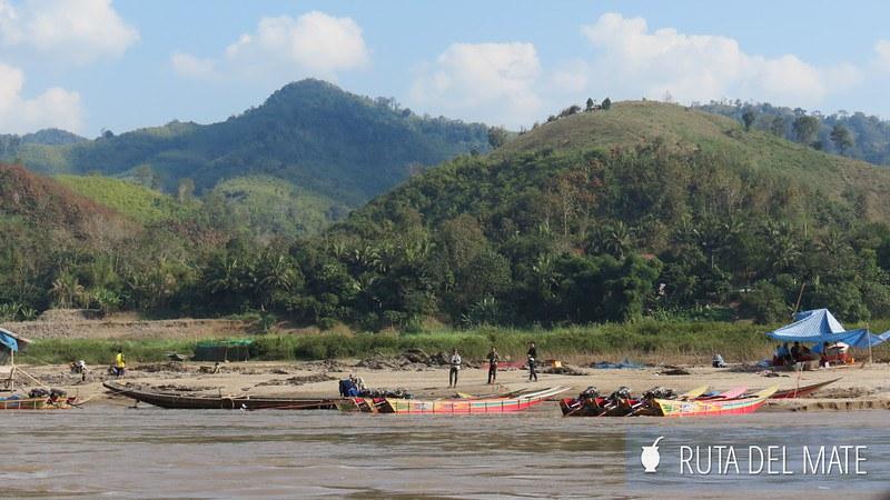 Slow Boat Luang Prabang Laos (15)