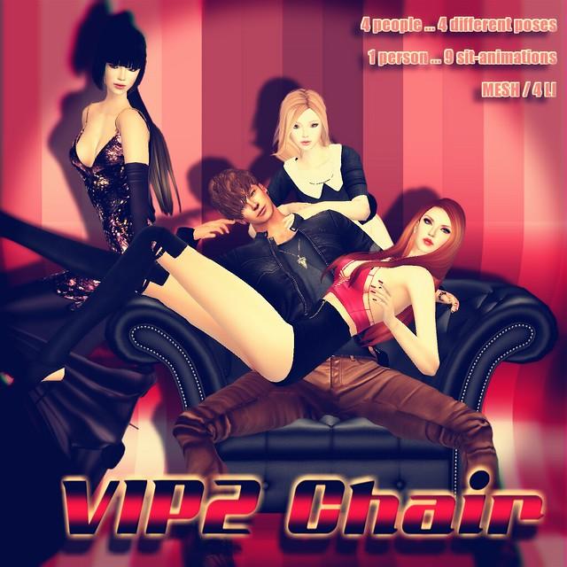 VIP2 chair
