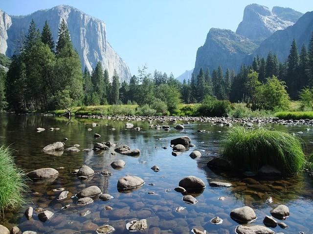 Valley view Yosemite, Fujifilm FinePix F200EXR