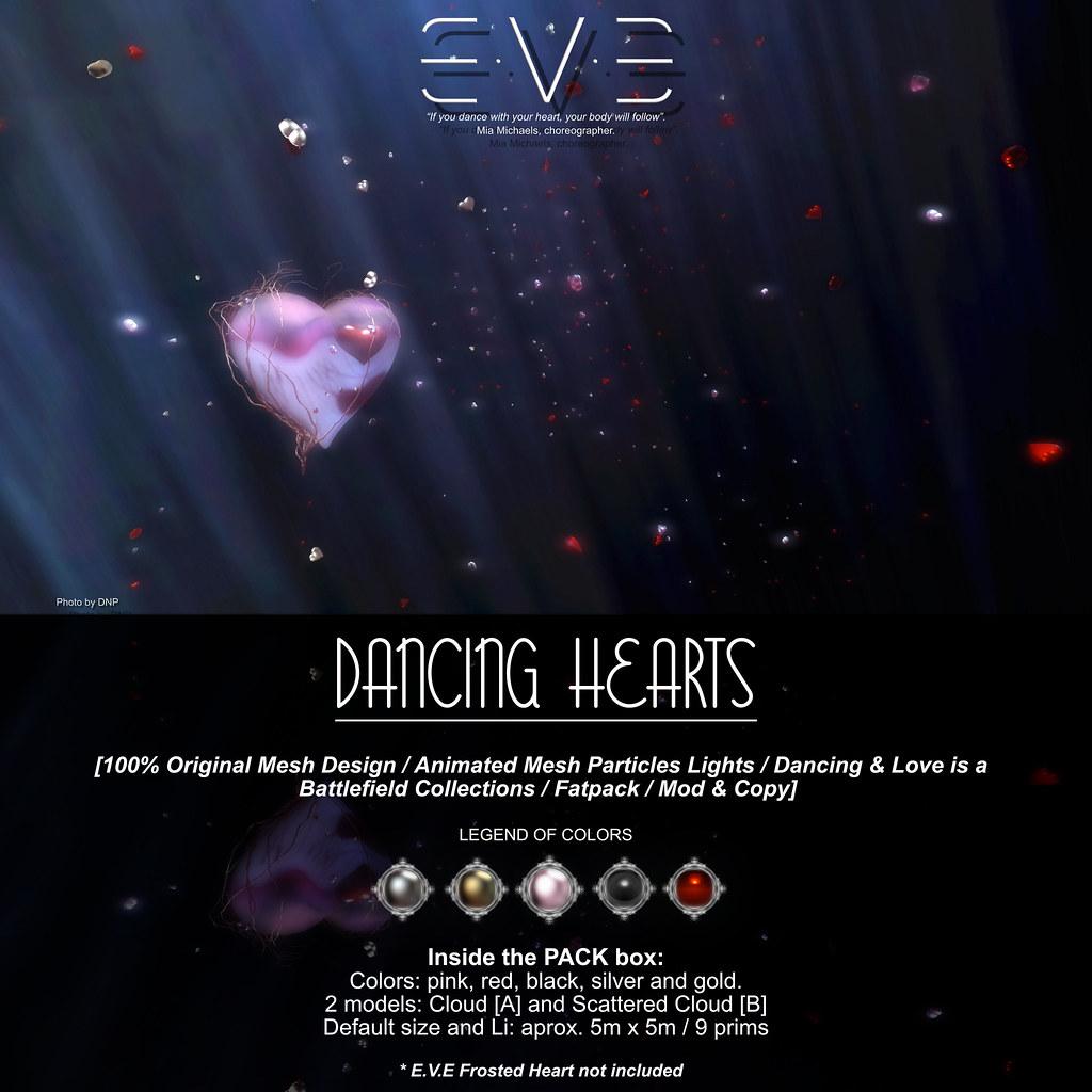 E.V.E Dancing Hearts - SecondLifeHub.com