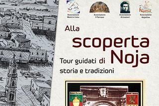 Noicattaro. Alla scoperta di Noja - Palio 2015 front