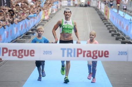 Vítězem premiéry TRIPrague se stal Ospalý, mezi ženami vyhrála Potůčková