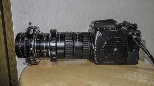 Pentax 645Z with Macro Sironar-N 210mm f5.6