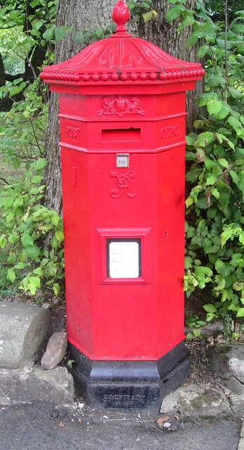 Buxton Post Box