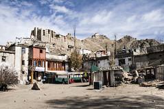 Vignettes of Ladakh - The Leh Place