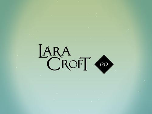 Lara Croft GO Apple Ipad Air 01