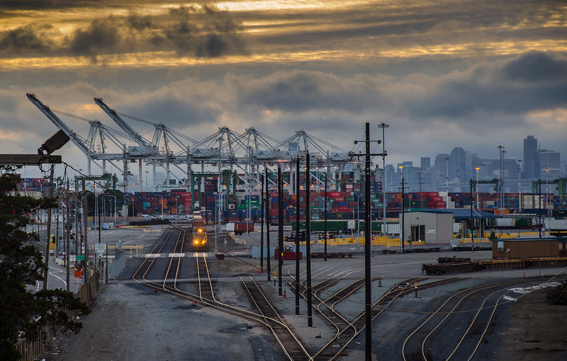 Photo of Port of Oakland