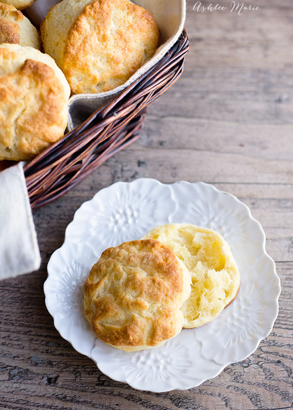 I have to make a triple batch of these extra sharp cheddar biscuits cause they are gone so quickly, a huge favorite at our house.