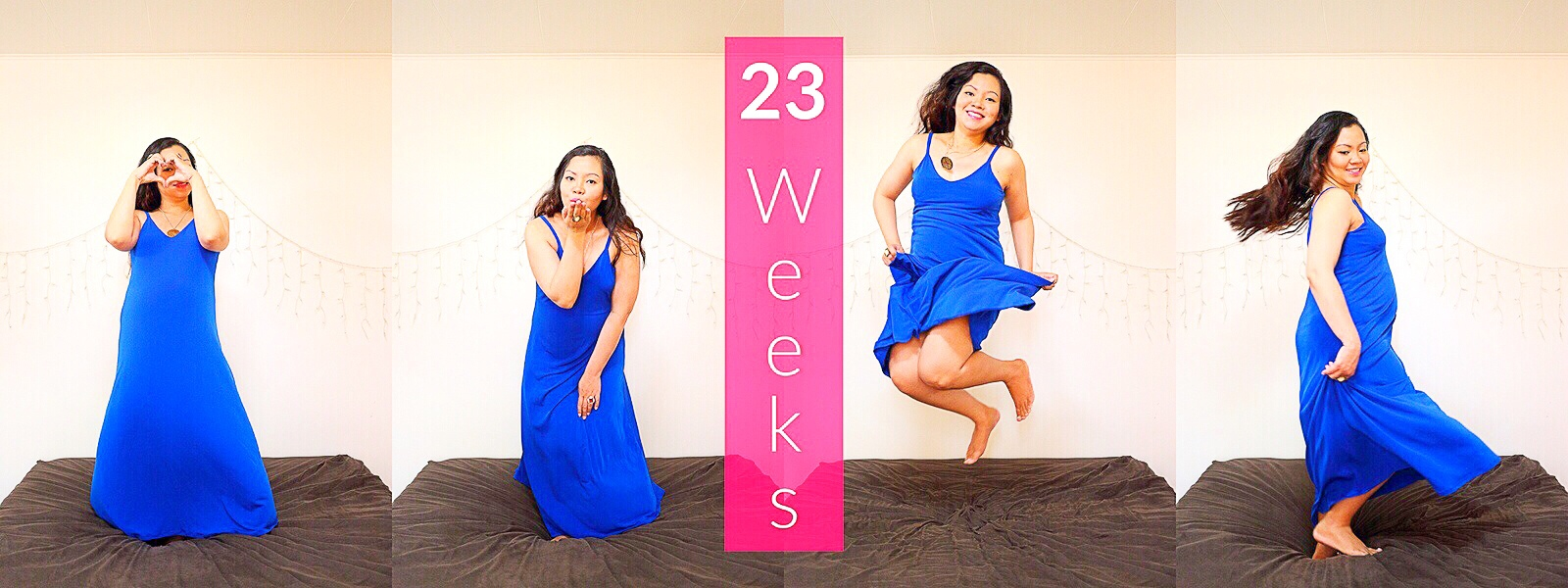 Pregnancy Diary: 23 Weeks and 5 Days