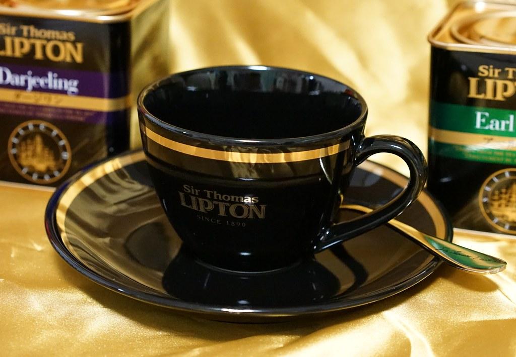 リプトンティーカップ