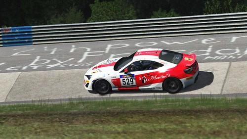 Toyota GT86 - Doerr Motorsport 529 - VLN 2015 - Assetto Corsa