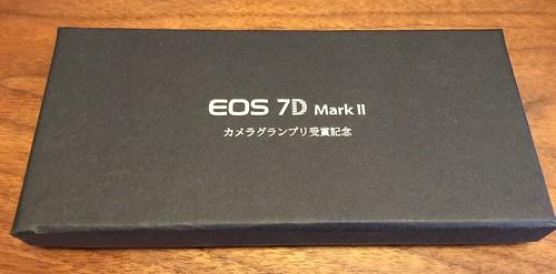 EOS 7D Mark II カメラグランプリ受賞記念