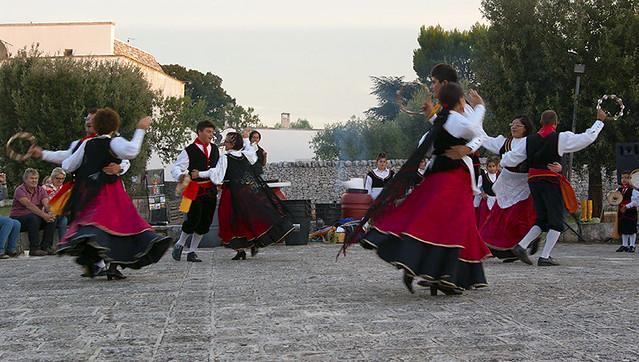 tarantella dansı
