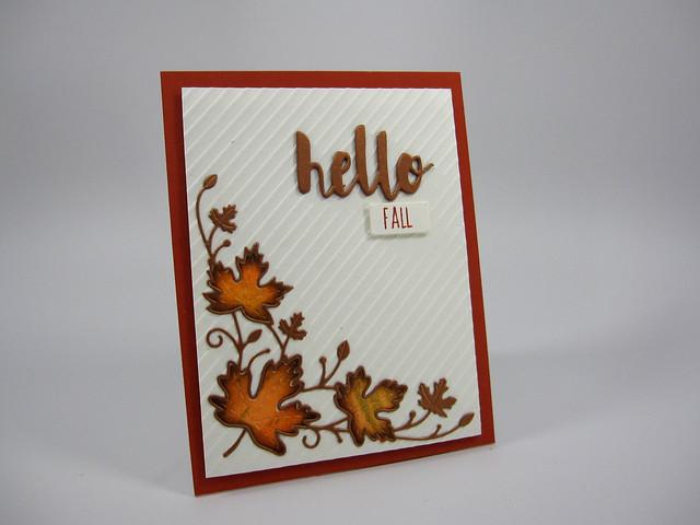 SSS Flickr Challenge #30: Hello-Fall-Corner-Leaves