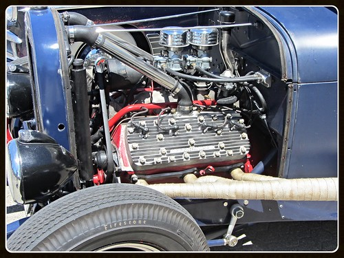 Ford Model A 1929, Hot Rod