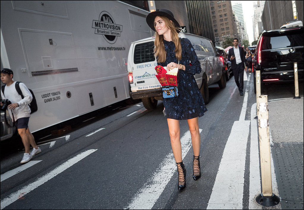 After Marc Jacobs on 54th St NYFW 9-2015