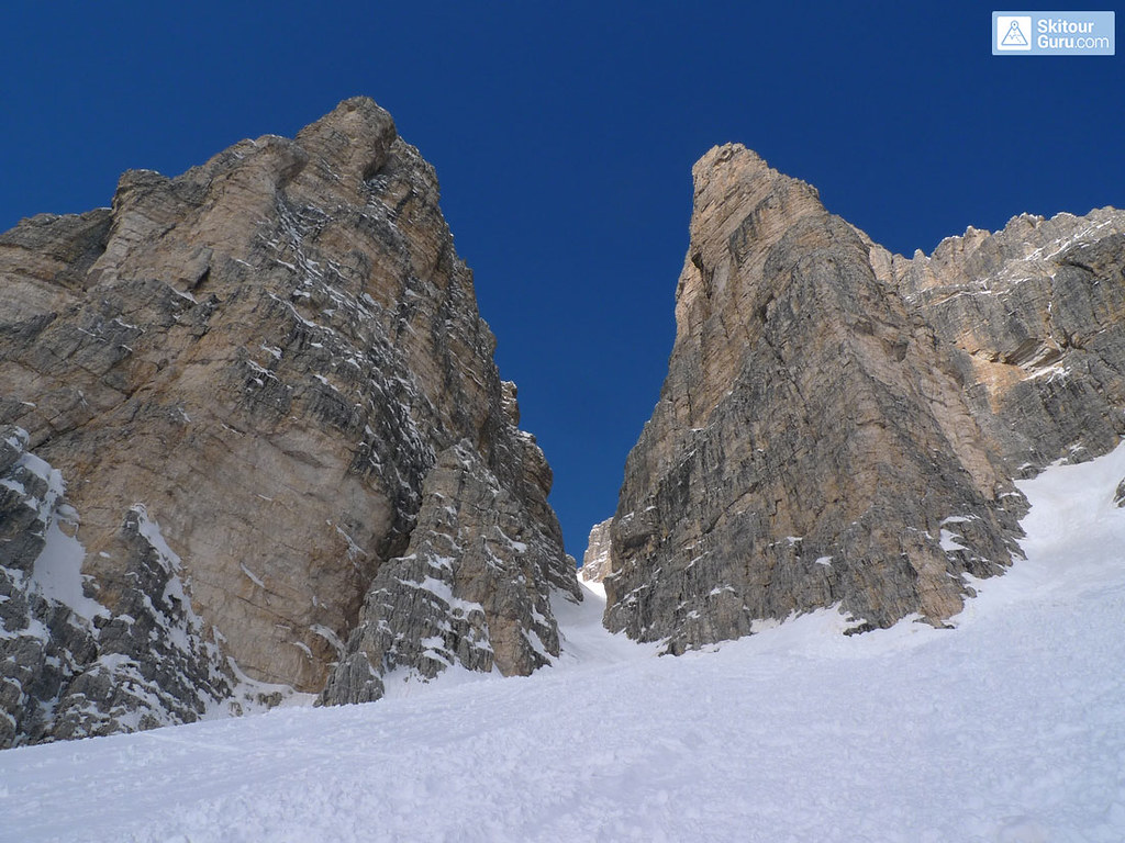 Tre Cime / Drei Zinnen (Day 5 H.R. Dolomiten) Dolomiti Italien foto 02