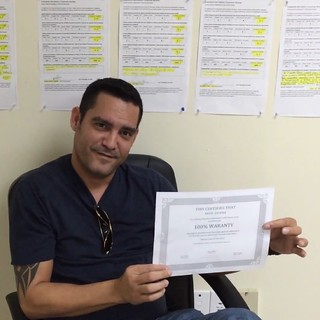 Erich Escriba's Business Review and Rating for Municipal Credit Service Corp in Miami FL