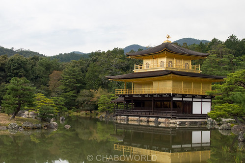 金閣寺 Kinkakuji