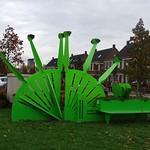 Inwijding kunst in Blokhoeve