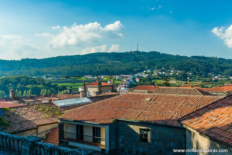 Vistas de Santiago