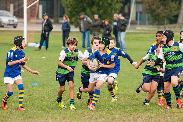 2015/16 - XII Torneo Ortolina Rugby Parma (Foto Sicuri)