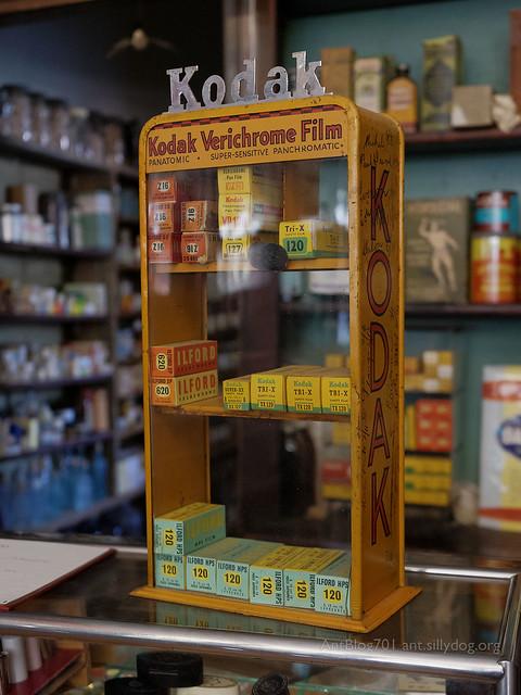 Kodak Verichrome Film