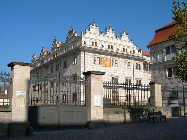 Litomysl - Castle