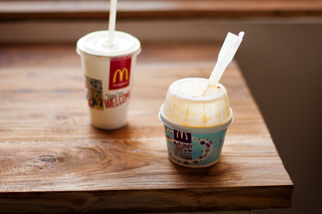 Day 303.365 - Mc Flurry