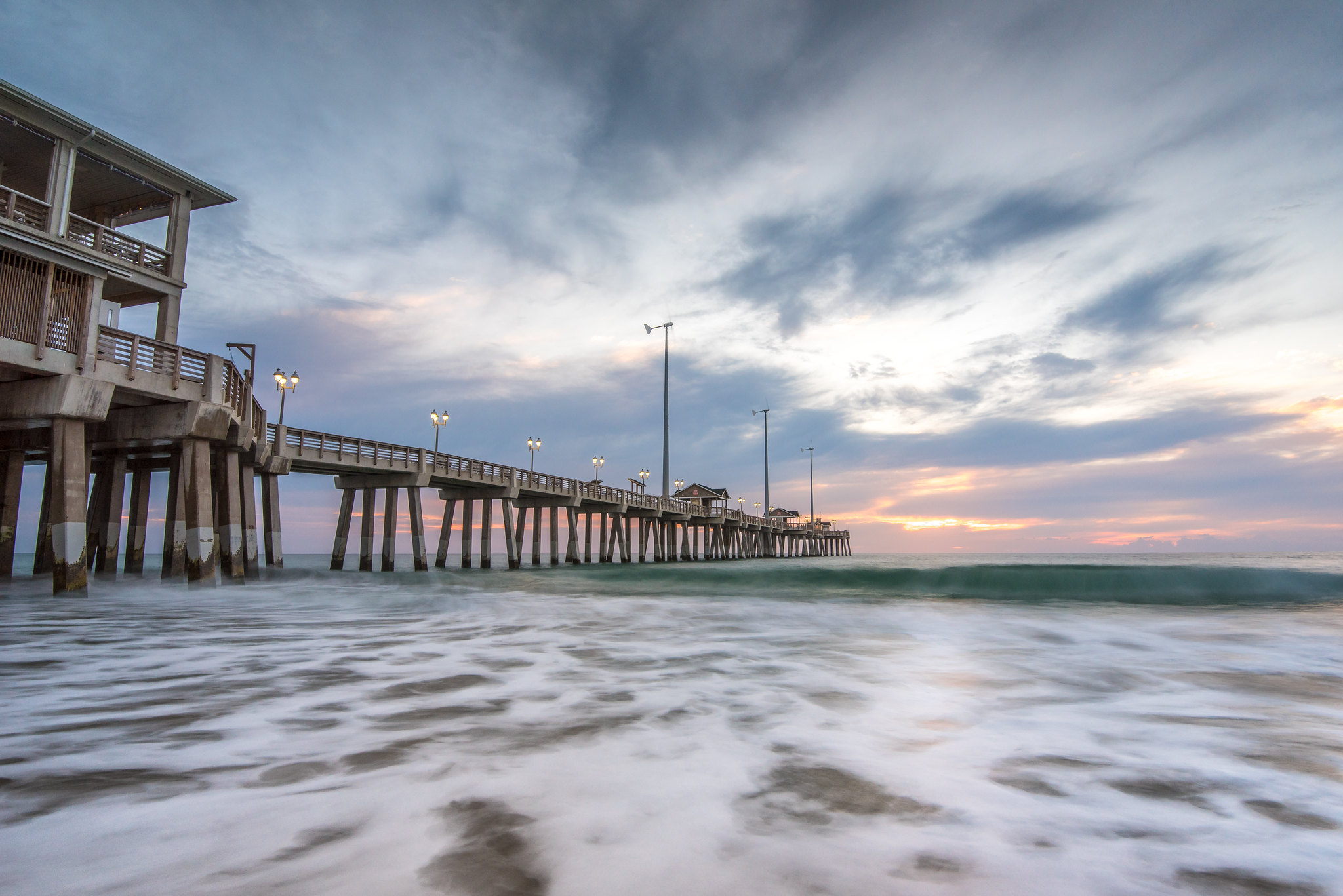 jennette's Pier, North Carolina
