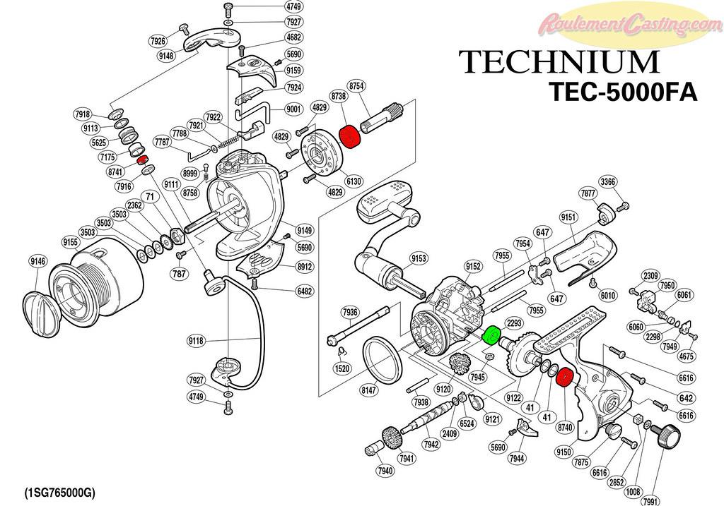 Schema-Technium-5000FA