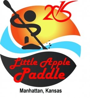 Little Apple Paddle Logo