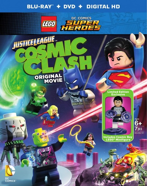 LEGO DC Comics Super Heroes – Justice League: Cosmic Clash