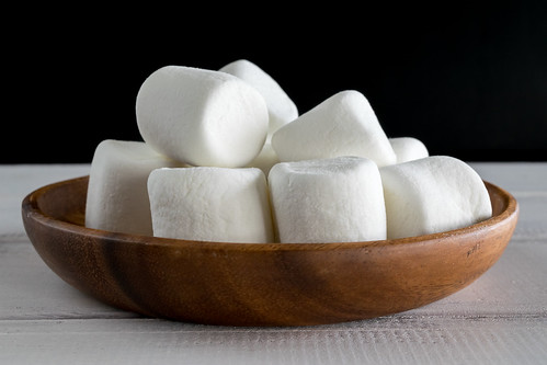 soft, pillowy marshmallows