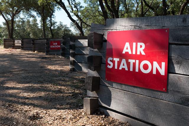 air station