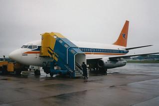 "South African Airways Boeing 737-244/Adv ZS-SIM ""Umgeni"""