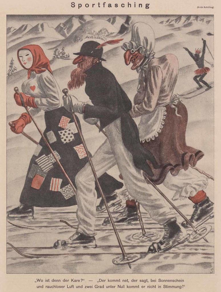 Erich Schilling - Sports Carnival, 1939