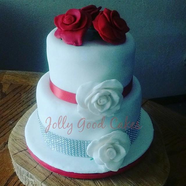 Cake by Teresa Toomer of Jolly Good Cakes
