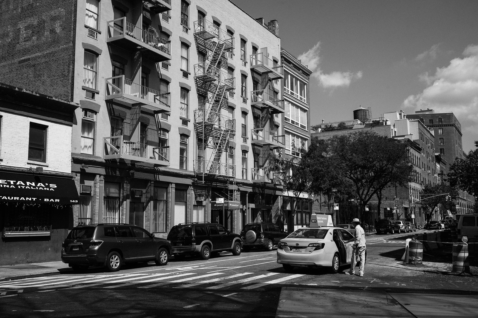 "Image titled ""Fire Escapes #10, NYC."""