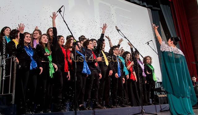 2016 Tyna Maria con il Coro d'Istituto Liceo Classico e Musicale G. Palmieri - Lecce